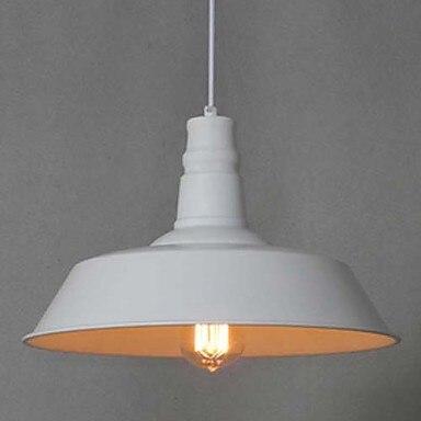 Blanc Fer Peinture Edison Ampoule Vintage Style Loft Industriel