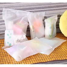 PortableTravel Storage Bag Luggage Shoes Clothes Suit Cosmetic Packing Pouch Organizer Plastic Waterproof
