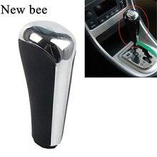 Newbee botão do deslocamento de engrenagem carro automático para peugeot 206 207 307 308 408 508 301 citroen c2 c3 c4l picasso elysee transmissão automática