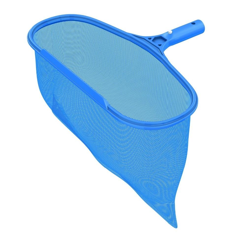 Professional Heavy Duty Deep Bag Swimming Pool Skimmer Mesh Net Leaf Rake