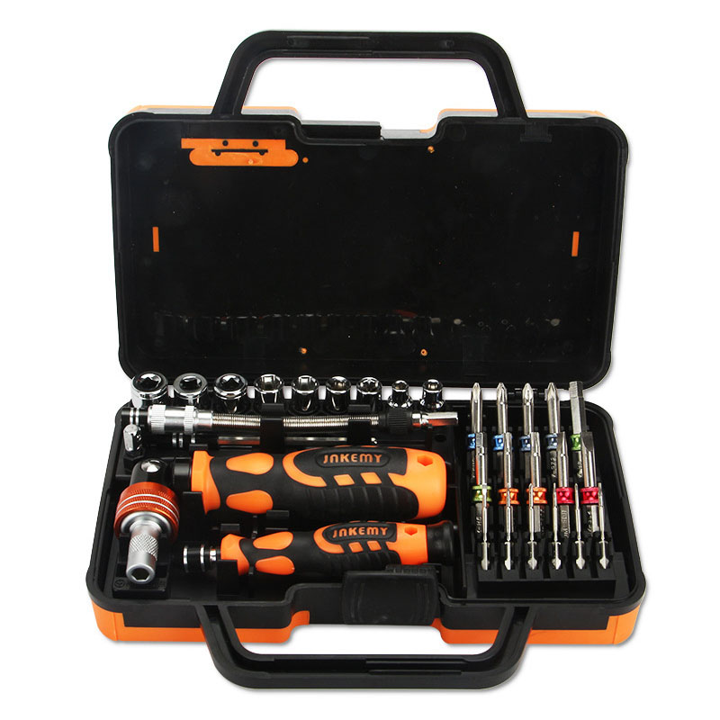Household combination tool 31-in-1 screwdriver set ratchet screwdriverHousehold combination tool 31-in-1 screwdriver set ratchet screwdriver