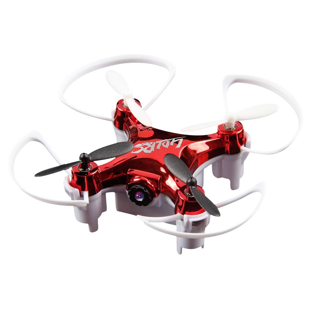 L7HW Mini RC Quadcopter Drone WIFI FPV With 1.0MP HD Camera + 3D VR Glasses jjr c jjrc h43wh h43 selfie elfie wifi fpv with hd camera altitude hold headless mode foldable arm rc quadcopter drone h37 mini