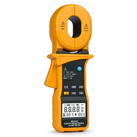 PROTMEX MS2301 LCD Electrical Professional Multifunction High Sensitivity Clamp Earth Ground Resistance Insulation Tester