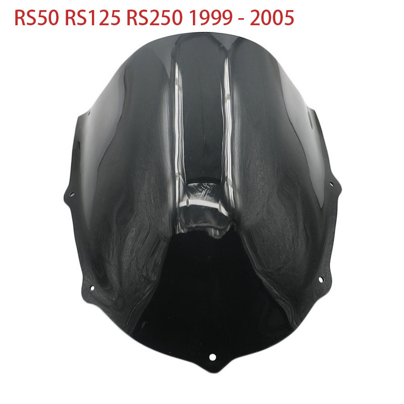 For Aprilia RS50 RS125 RS250 1999 - 2005 2000 2001 2002 2003 2004 RS 50 125 250 Motorcycle ABS Windscreen Windshield Wind Screen