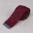 5cm Korean Mens Knit...