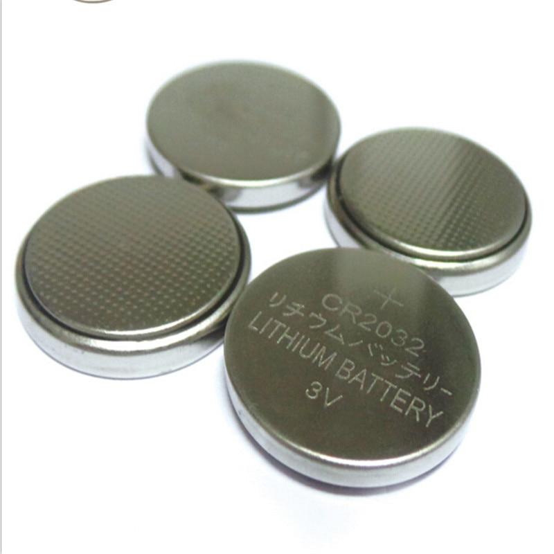 Button Battery 25pcs New Cr2032 Cr 2032 3v 220mah Li Ion