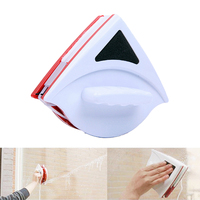 Hot Sale Home Window Glass Cleaner Tool Double Side Magnetic Window Glass Cleaning Brush Wiper Useful