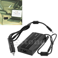 Voor Laptop In Auto DC Charger Notebook AC Adapter Voeding 100 W Universele