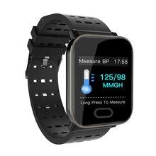 M20 1,3 дюймов Смарт-фитнес часы реального времени монитор сердечного ритма шагомер спортивный браслет водонепроницаемые часы Orologio