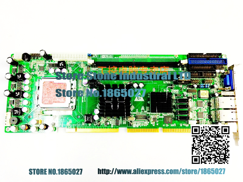 ФОТО IBS-940 industrial motherboard with 945 chipset fully replace FSC-1814 100% test