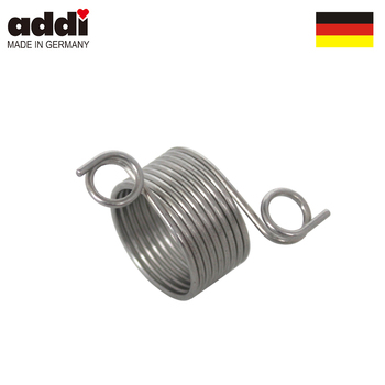 Addi Thread guide stailess steel knitting tools Yarn guide ring 280-7 image
