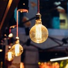 Retro Edison Bulb E27 220V 40W ST64 T10 T45 G80 G95 G125 Ampoule Vintage Bulb edison Lamp Incandescent Filament Light Bulb Decor