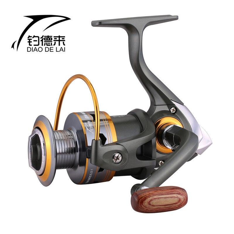 High Quality 11BB Sea Fishing Reel 1000-7000 Spinning Wheel Fishing Tackle
