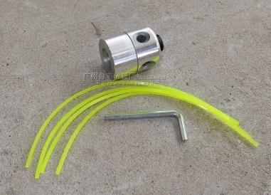 Garden tools mower accessories new trimmer head aluminum alloy Grass mowing the lawn grass special 2017 trimmer head spool grass trimmer replacement spares mayitr lawn mower parts garden tools