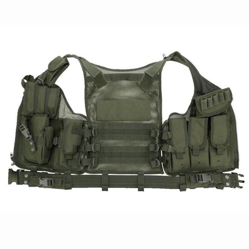 colete armadura de caça colete airsoft engrenagem