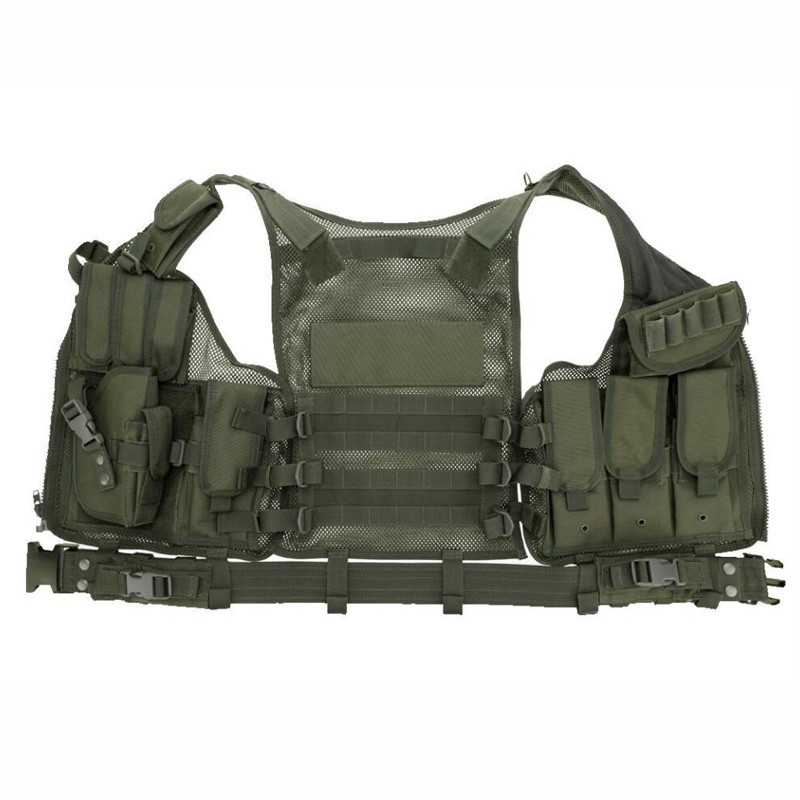 High Quality vest airsoft black