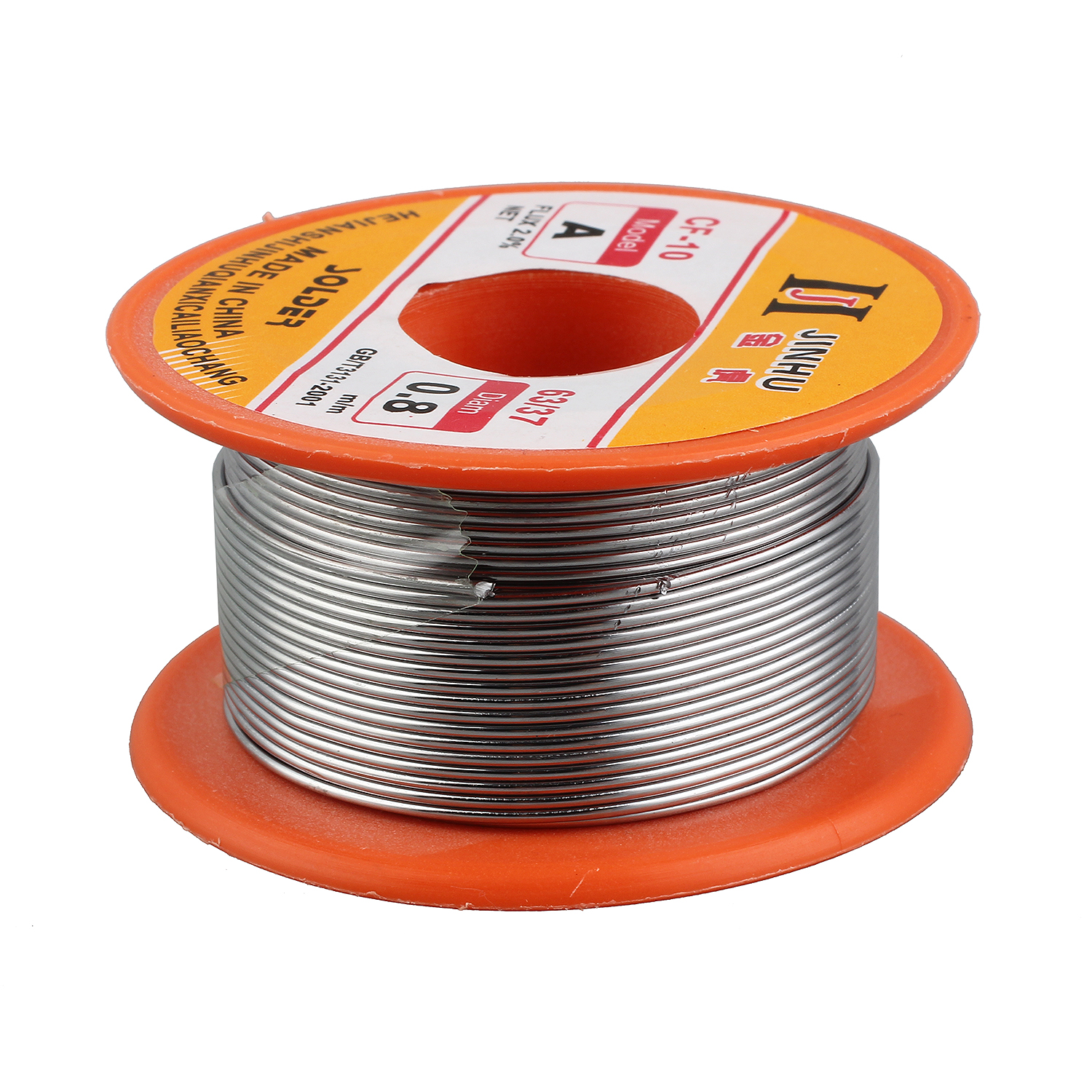 Pro 50g 63-37 Tin Lead Rosin Core Solder Wire for Electrical Solderding 0.8mm