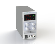 Бесплатная доставка KPS3010D Регулируемый Высокой точности двойной СВЕТОДИОДНЫЙ дисплей переключатель Питания ПОСТОЯННОГО ТОКА функция защиты 30V10A 110 В-220 В