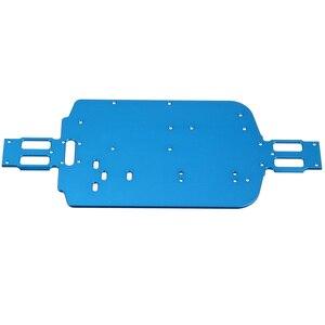 Image 3 - 1 Набор высокоскоростных металлических шасси для автомобиля Wltoys 1/18 A949 A959 B A969 A979 K929 RC