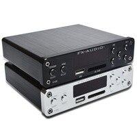 Fx-audio m-160e Bluetooth 4.0 audio digital Amplificadores 160 W * 2 entrada USB/sd/aux/ PC-USB loseless Player Para APE/WMA/WAV/FLAC/MP3