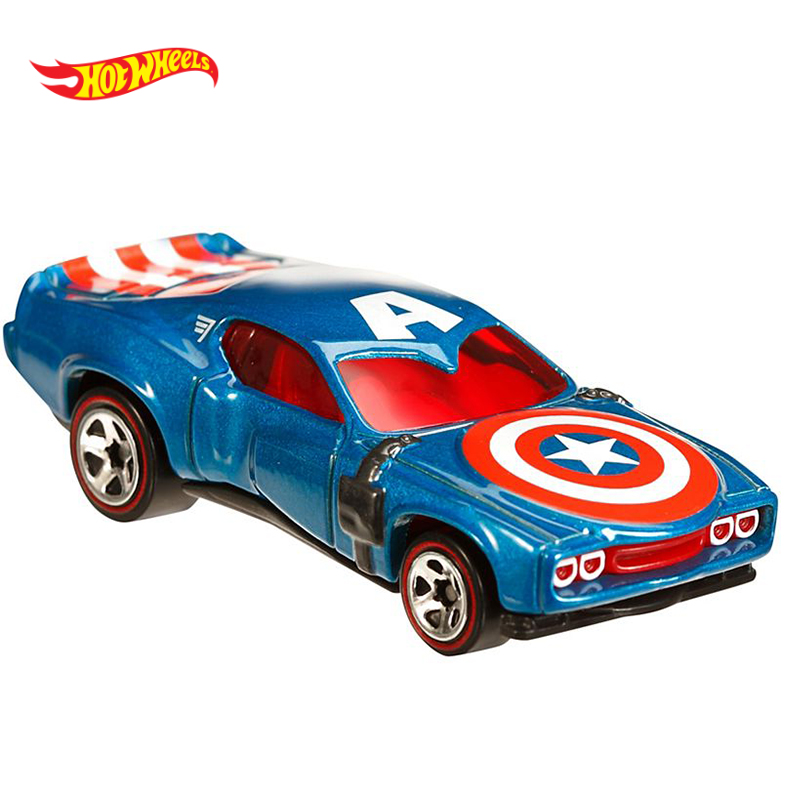 72 Style Original Hot Wheels 1:64 Metal Mini Model Car Kids Toys For Children Diecast Brinquedos Hotwheels Birthday Gift