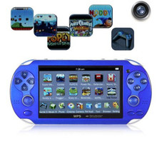 New handheld game console thousand free games Retro Classic Game Console Handheld Portable 800 Built-in 4.3 Inch Games#G4