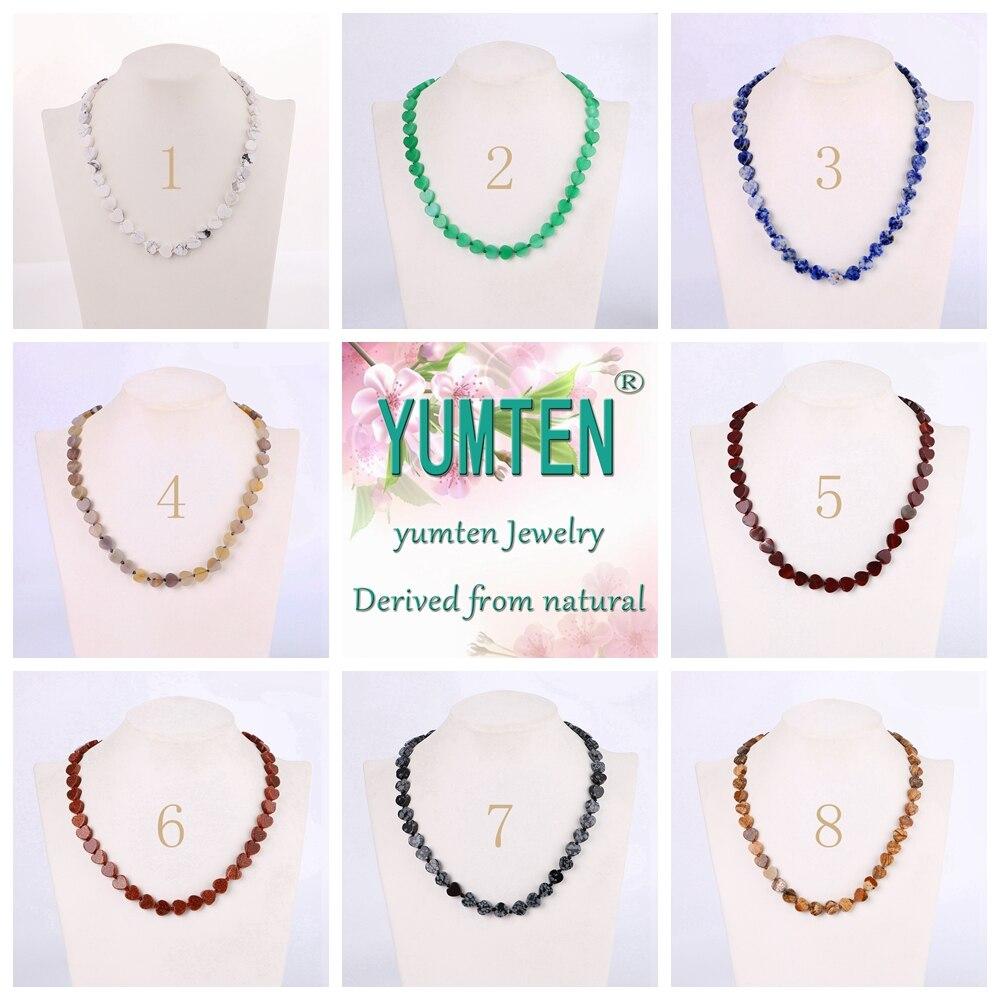 Yumten Women կարճ վզնոց հայտարարություն - Նուրբ զարդեր - Լուսանկար 4