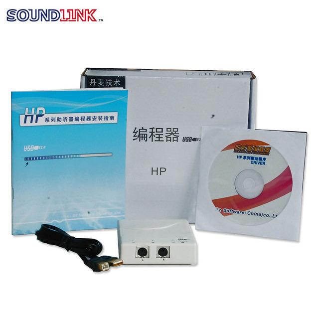 Programador Aparelho Auditivo Digital frete Grátis mini PRO USB Compatível com Todas As Marcas de Aparelhos Auditivos Funcionava como Oi-Pro Hipro USB