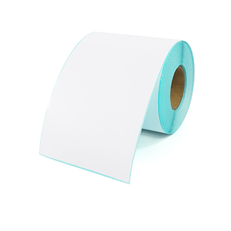 US $25 0 |Thermal Shipping Label 100 x 150mm Roll of 330 Stickers,WHITE  Address Print Stickers Zebra GK420D, GX420D, GK420T 2 Rolls -in Printer