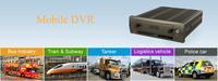 Free Shipping DAHUA 4 Channel Mobile Digital Video Recorder Without Logo DVR0404ME HE