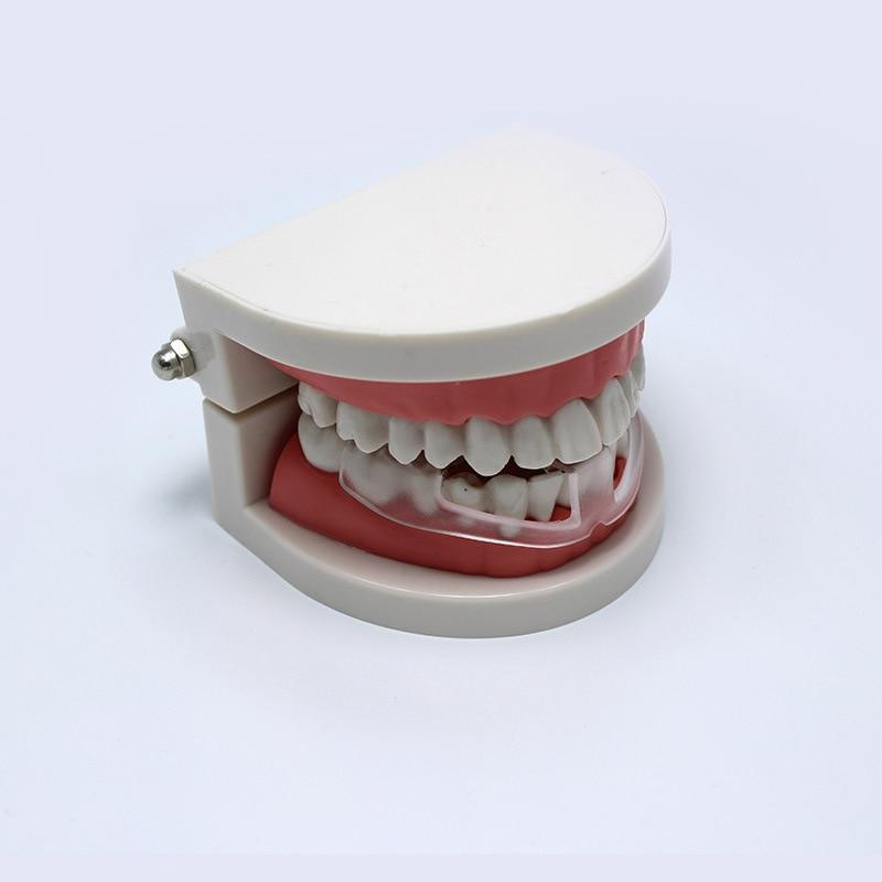 Mouth Guard Stop Bruxism Orthodontic Molar Set Teeth Braces Smile Adult Food Grade Anti-wear Brace Teeth Bracket Ortodoncia