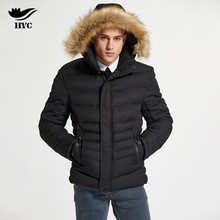 db0bc72d6d5d HAI YU CHENG Thick Quilted Parka Men Winter Jacket Male Slim Parka Coat  Winter Jackets Plus Size Wind Breaker Brand Overcoat 222
