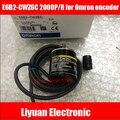 E6B2-CWZ6C 2000 P/R для Omron кодер/АБЗ выход не потерял импульсный энкодер/принтер посвященный Фотоэлектрический encoder