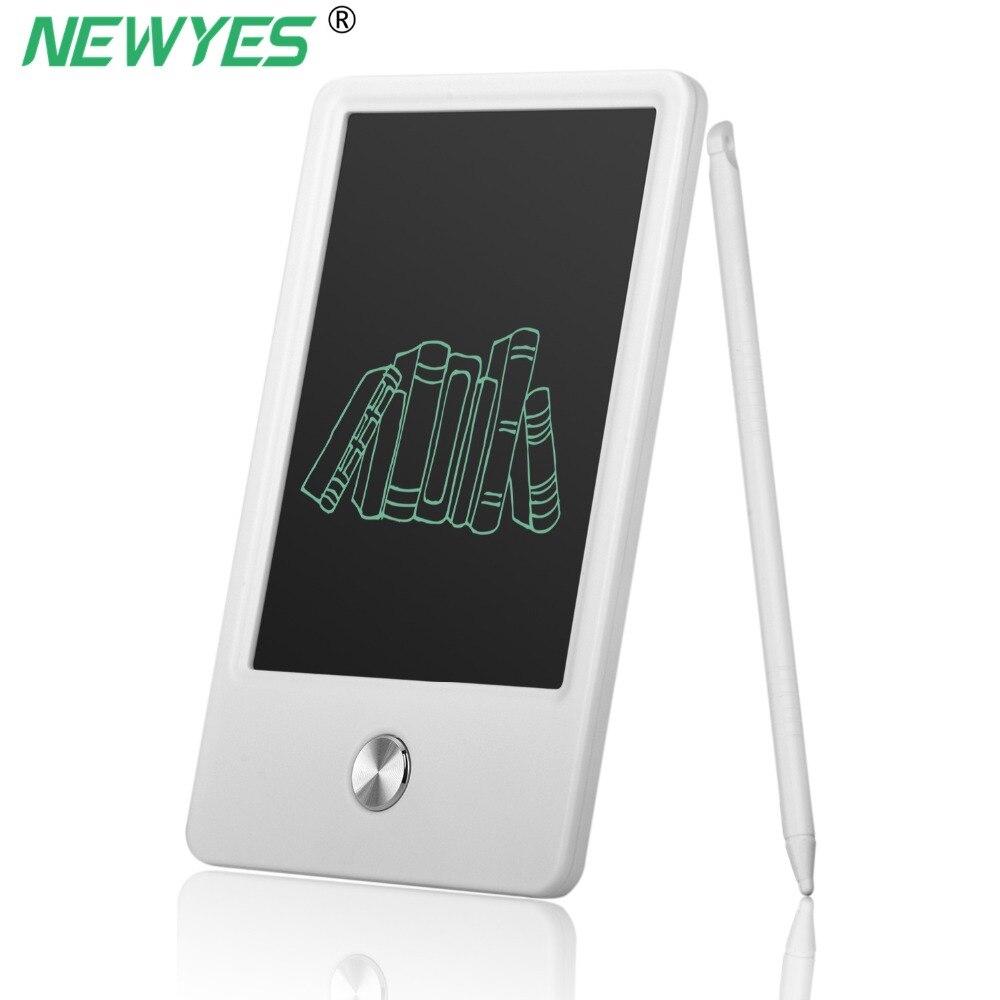 NeWYeS 4,5 Inch LCD Zeichnung Tablet Digitale Grafiken Handschrift Bord kunst Malerei Schreiben Touch Pad Mit Stylus Pen Kinder Geschenk