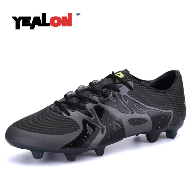 Yealon nuevo fútbol Zapatos hombre hombres FG 2017 chuteira Futebol Fútbol  Superfly entrenamiento al aire libre 6ebfa8ae963fb