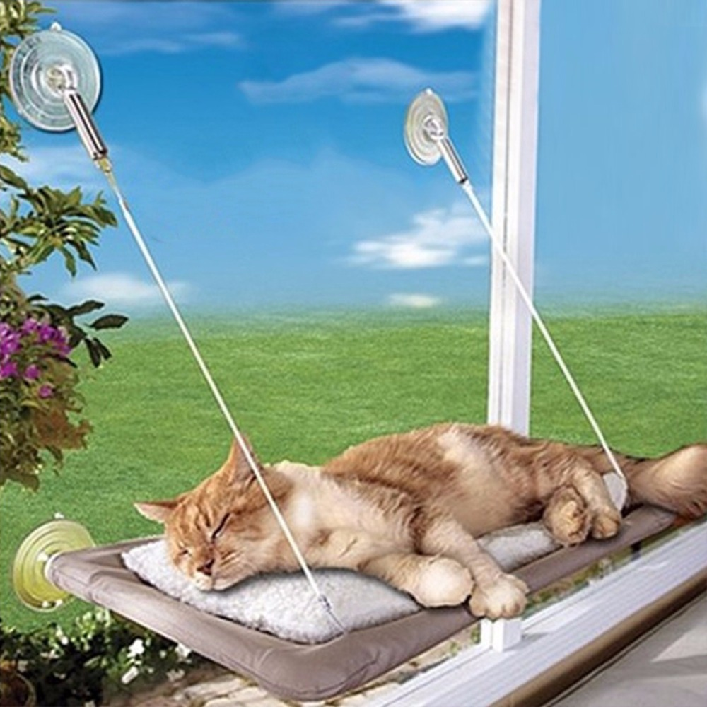 Hanging Cat Window Hammock
