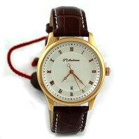 Relojes Hombre Brand Luxury Gold Men Watches Male Business Quartz Wrist Watch Auto Date Waterproof Clock