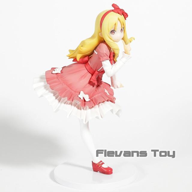 Anime Eromanga Sensei Elf Yamada 1/7 Scale Pre-painted Sexy PVC Action Figure Collectible Model Toy