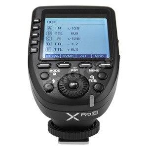 Image 2 - Godox XPro C フラッシュトリガートランスミッタで E TTL II 2.4 グラム X システム HSS キヤノン用液晶画面 70D 80D 5 5DIII デジタル一眼レフカメラ