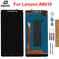 For Lenovo A6010 LCD Display Touch Screen Digitizer Assembly Replacement For 5 0inch Lenovo A6010 Mobile