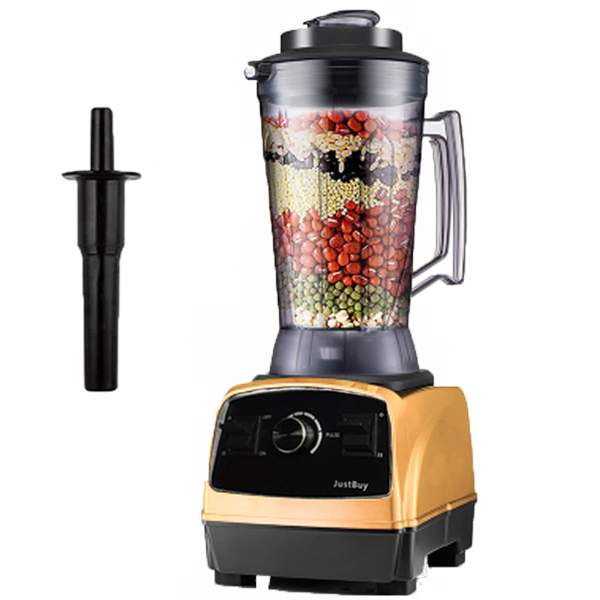 2800W BPA Free 3.3HP 4L 8blade Heavy Duty Commercial Blender Professional Power Blender Mixer Juicer Food Processor Japan Blade