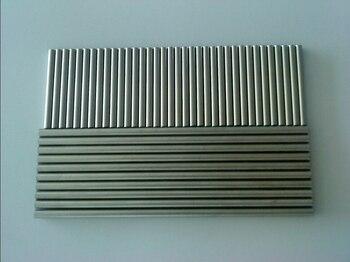 10pcs 304 Stainless Steel Capillary Pipe  Diameter 2mm Thickness 0.35mm