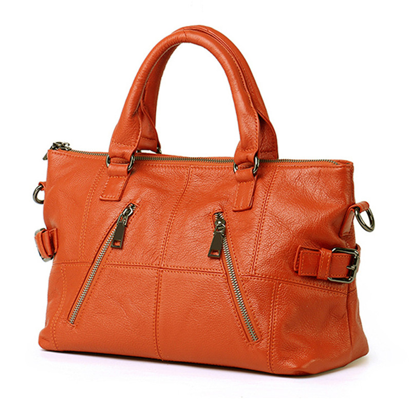 Pyaterochka กระเป๋าถือผู้หญิงกระเป๋าสุภาพสตรี ladies กระเป๋าถือคุณภาพสูงเลดี้หญิงแฟชั่น 2018-ใน กระเป๋าสะพายไหล่ จาก สัมภาระและกระเป๋า บน   3