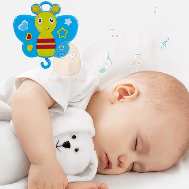 Baby Crib Animal Musical Mobile