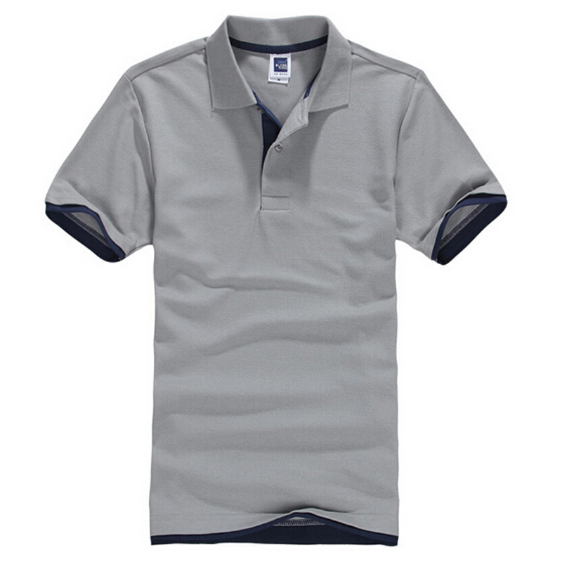 Plus Size XS-3XL Brand New Men's   Polo   Shirt Men Cotton Short Sleeve shirt Brands jerseys Mens Shirts   polo   shirts