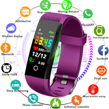 LIGE New Smart Bracelet Women Watch Men Fitness Tracker Blood pressure heart rate monitor Smart Sport Wristband For IOS Android lige new smart bracelet band heart rate fitness tracker watch blood pressure monitor smart wristband pedometer for android ios