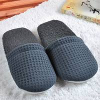 Nice Men Women Shoes Home Slippers Warm Cotton Slippers Fleece Long Flush Warming Homing Slippers Indoor Shoes