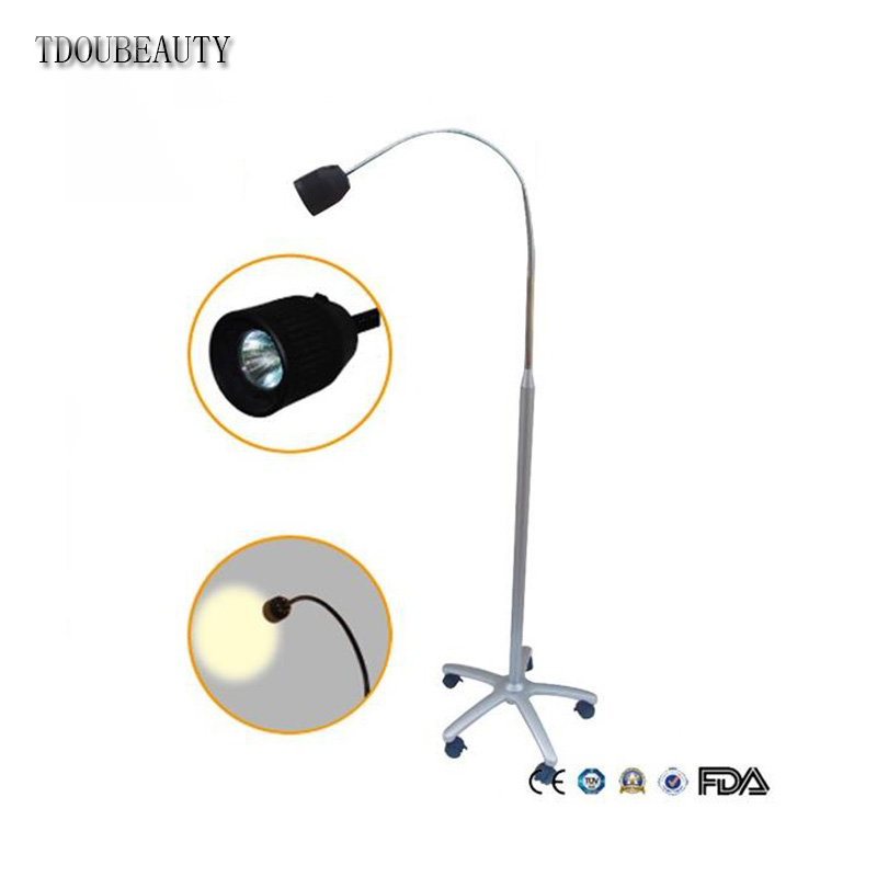 New Portable Office Floor-halogen Examination Lamp JD1500 Power 24V35W 110V or 220V By TDOUBEAUTY  Free ShippingNew Portable Office Floor-halogen Examination Lamp JD1500 Power 24V35W 110V or 220V By TDOUBEAUTY  Free Shipping