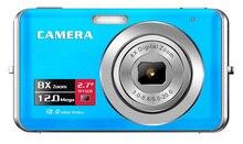 """max 12 mega pixels digital digital camera with 2.7"""" TFT show digital camera free transport"""
