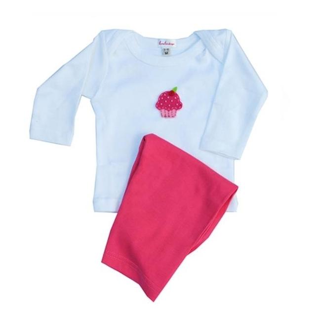 Loralin Design GOC3 Cupcake Outfit 3-6 Months